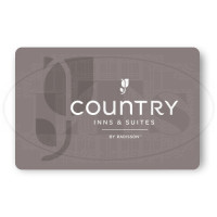 Country Inn & Suites Magstripe Keycards