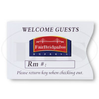 Fairbridge Keycard Envelopes