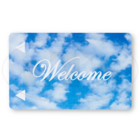 Generic Welcome Cloud Keycard Combos