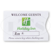 Holiday Inn Keycard Envelopes
