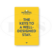 Microtel Keycards