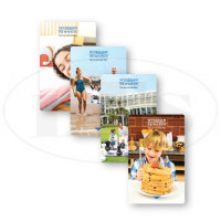 Wyndham Rewards Magstripe Keycard Combos